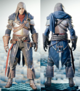 ACU Legendary Medieval Outfit