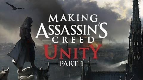 Video - Making Assassin's Creed Unity Part 1 - A New ...