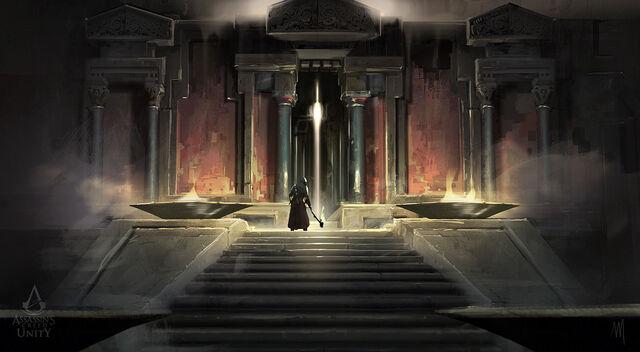 File:ACU DK Saint Denis Temple Door 02 - Concept Art.jpg