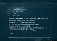 ACI emailCryptic