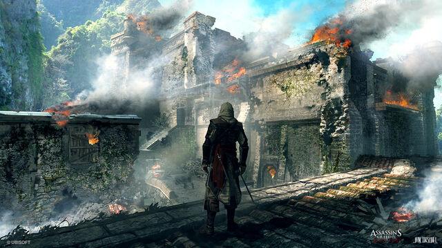 File:Assassin's Creed 4 - Black Flag concept art 15 by janurschel.jpg