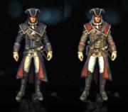 Basic - Warrior (AC3 Huntsman)