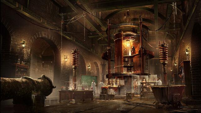 File:ACS Underground Lab - Concept Art.jpg