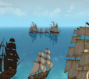 The Treasure Fleet (Pirates)