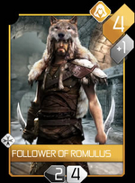 ACR Follower of Romulus
