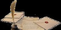 Élise de la Serre's letters