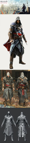 File:Ezio game zbrush art by Intervain.jpg
