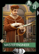 Acr master engineer