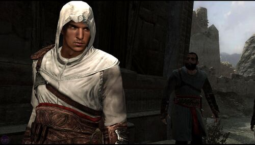 Altair and Abbas