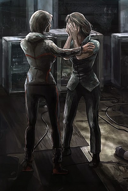 ACI Galina Voronina & sister