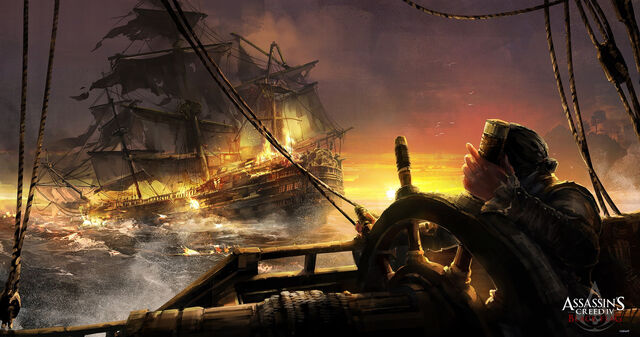 File:Assassin's Creed IV Black Flag RiggedToBlow by max qin.jpg
