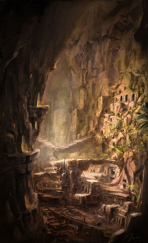 File:Underground Cappadocia city concept art by Max Qin.jpg
