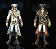 White - Dark (AC3 Huntsman)