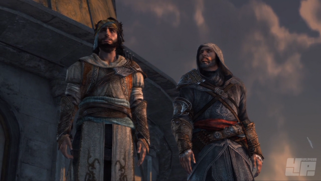 File:Ezio and Yusuf atop Galata.png