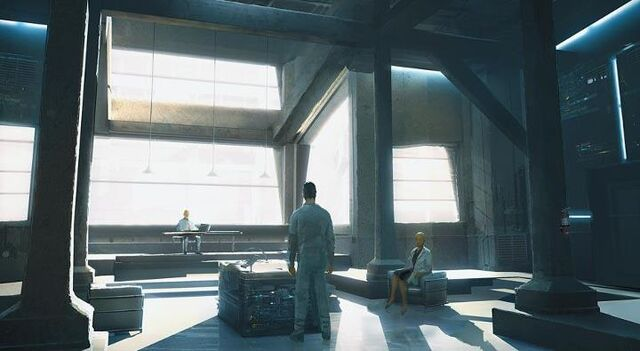 File:Abstergo Laboratories concept.jpg