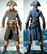 ACU Napoleon's artillery outfit