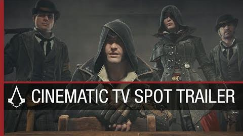 Assassin's Creed Syndicate Cinematic TV Spot Trailer US