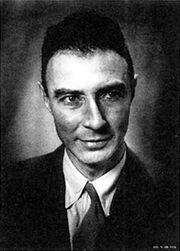 J. Robbert Oppenheimer