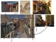 Assassin's Creed IV Black Flag development concept art by Rez