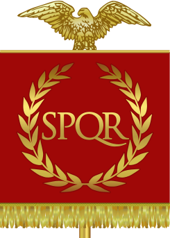 Coat of arms of Roman Empire