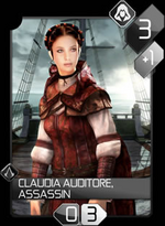 ACR Claudia Auditore, Assassin