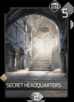 ACR Secret Headquarters