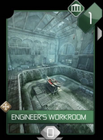 Acr engineer's workroom