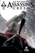 Assassin's Creed Comics 4 Cover C