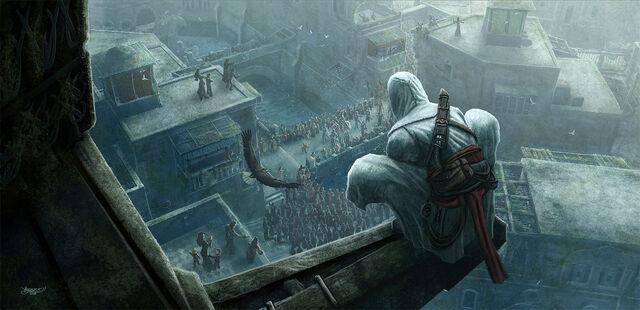 File:Assassin s Creed Fanart .jpg