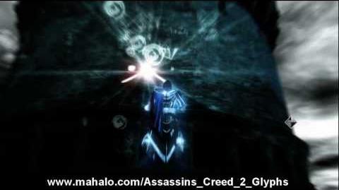 Assassin's Creed 2 Walkthrough - Glyph Puzzle 10 HD