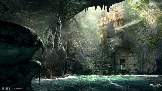 File:Assassin's Creed 4 - Black Flag concept art 3 by janurschel.jpg