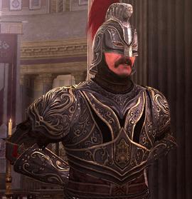 Luigi w Panteonie