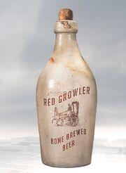ACS DB Red Growler