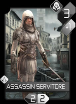 ACR Assassin Servitore