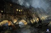 ACU Pont Notre-Dame - Concept Art