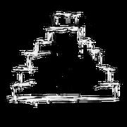Glyph-Step Pyramid