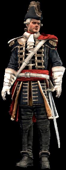 AC4 British Captain render