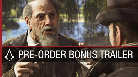 Assassin's Creed Syndicate Pre-Order Bonus Darwin and Dickens Trailer US