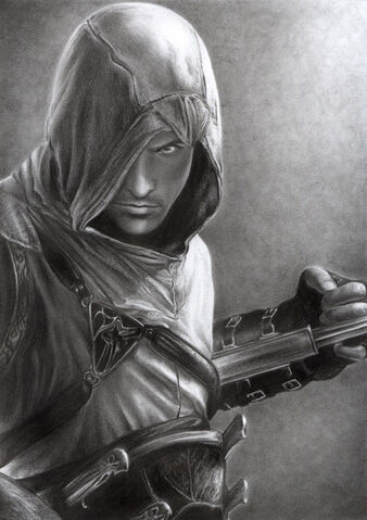 File:Assassin s Creed Altair by D17rulez.jpg
