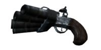 Duckfoot Pistol