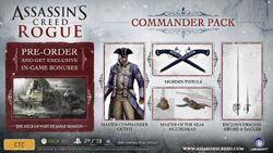 Commander Pack