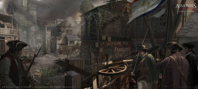 File:Assassins Creed 3 Liberation,Louisiana Rebellion by EddieBennun.jpg