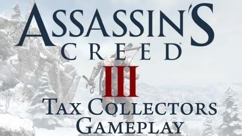 Assassin's Creed 3 - Boston - Tax Collectors Gameplay