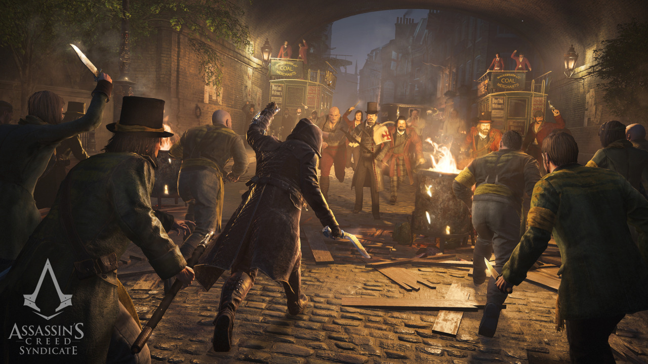 Assassin's Creed Syndicate PC Game Full Version