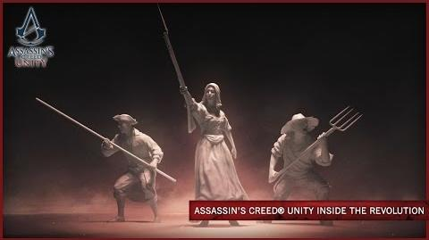 Assassin's Creed Unity Inside The Revolution UK