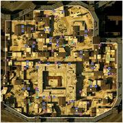 Knight's Hospital - Aerial