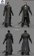 Dante moro - Concept by Alexandre Troufanov