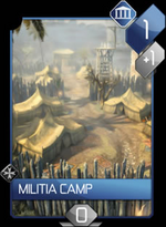 ACR Militia Camp