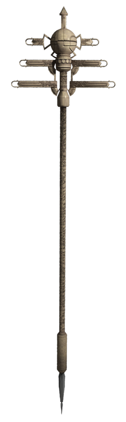 AC2 Staff of Eden render