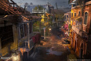 Assassin's Creed IV Black Flag concept art 2 by Rez